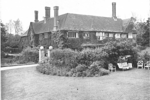 Aldwick Place 1947 from the South West 1947