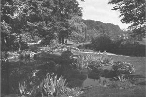 The Aldwick Place Water Garden 1947