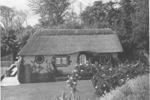 The Aldwick Place Squash Court 1947