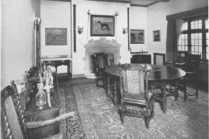 Aldwick Place Dining Room 1947
