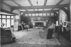 Aldwick Place Lounge 1947